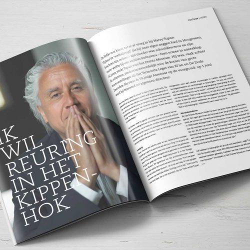 Drenthe magazine - Halte2
