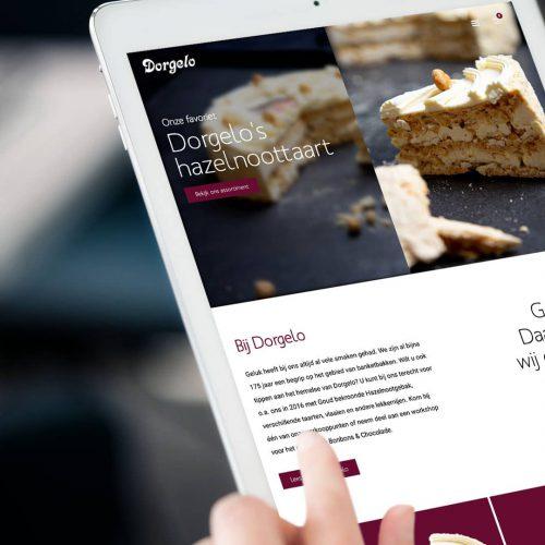 Banketbakkerij Dorgelo - website - Halte2